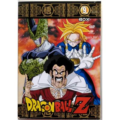 Dvd Dragon Ball Z - Box 09