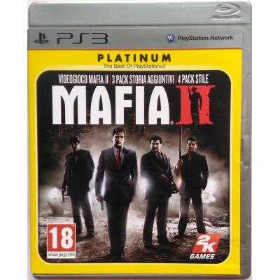 Gioco PS3 Mafia II 2