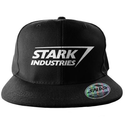 Cappello Stark Industries Logo Snapback Cap