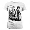 T-shirt Edward Scissorhands - I Am Not Complete
