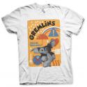 T-shirt Gremlins Three Rules Gizmo Mogwai maglia uomo Hybris
