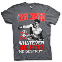 T-Shirt Rocky IV Ivan Drago - The Siberian Bull maglia uomo Hybris