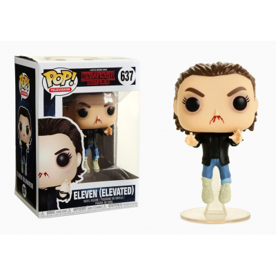 Stranger Things Eleven Elevated Pop! Funko