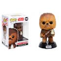 Star Wars - The Last Jedi Chewbacca with Porg Pop! Funko Vinyl Figure n° 195
