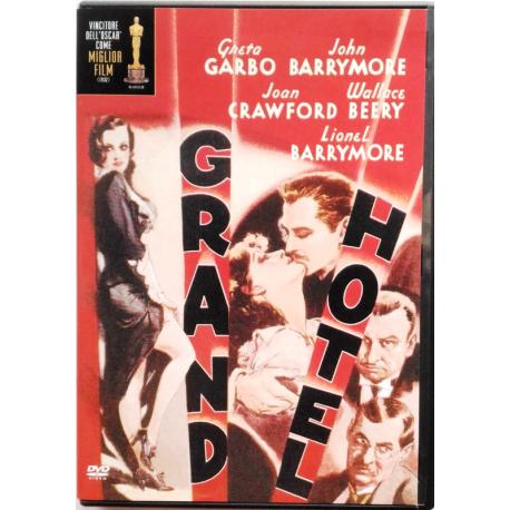 Dvd Grand Hotel 1932