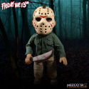 Friday the 13th Jason Voorhees 15'' Mega action figure w/ Sound 38 cm by Mezco
