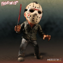 Friday the 13th Jason Voorhees Deluxe Stylized roto Vinyl figure 18 cm Mezco