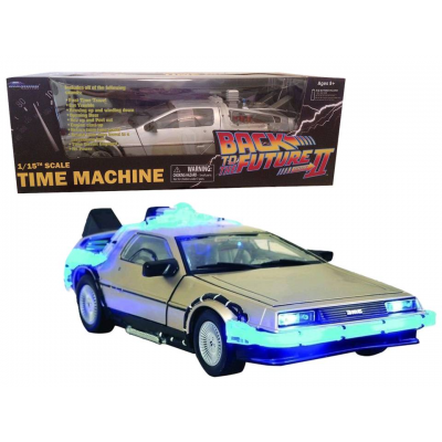 DeLorean Mark 1 Time machine Back to future II