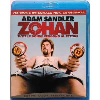 Blu-ray Zohan - Tutte le donne vengono al pettine