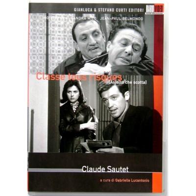 Dvd Classe tous risques - Asfalto che scotta di Claude Sautet 1960 Usato