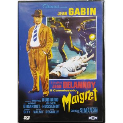 Dvd Il commissario Maigret