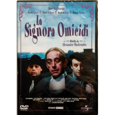 Dvd La Signora Omicidi