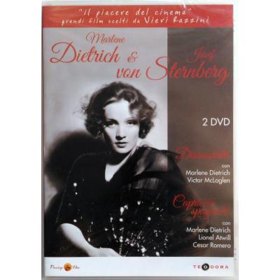 Dvd Disonorata / Capriccio Spagnolo