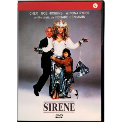Dvd Sirene