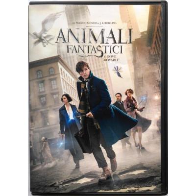 Dvd Animali Fantastici e dove trovarli