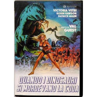 Dvd Quando i dinosauri si mordevano la coda
