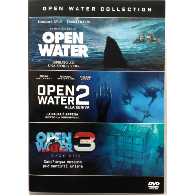 Dvd Open Water Collection