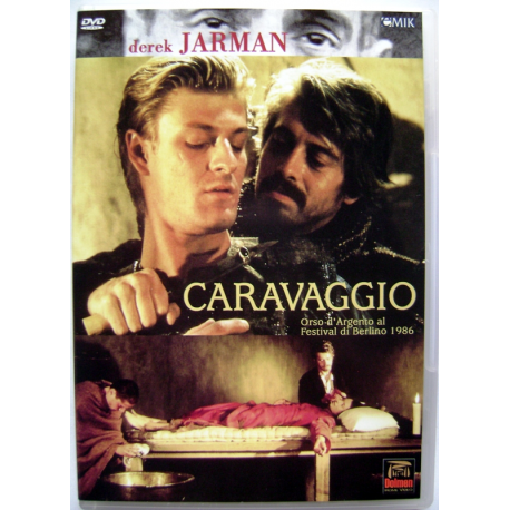 Dvd Caravaggio di Derek Jarman