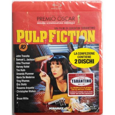 Blu-ray Pulp Fiction 2 dischi