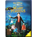 Dvd Mary Poppins - ologramma tondo con Julie Andrews 1964 Usato