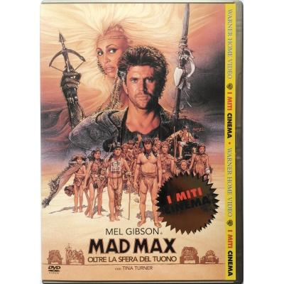 Dvd Mad Max - oltre la sfera del tuono - Miti