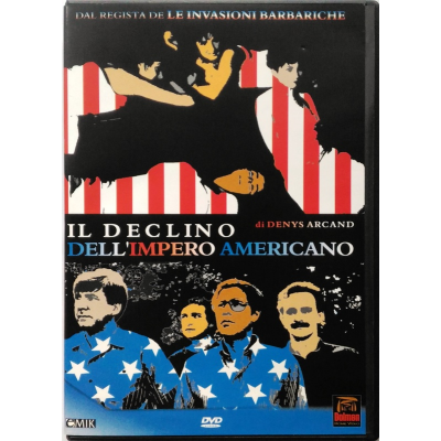Dvd Il Declino dell'impero americano