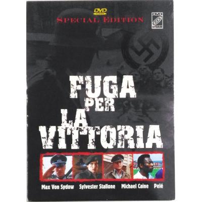 Dvd Fuga per la vittoria - Edizione Speciale Slim Digipack