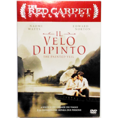 Dvd Il Velo Dipinto - Red Carpet collection