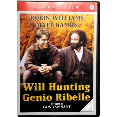 Dvd Will Hunting - Genio ribelle