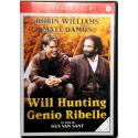 Dvd Will Hunting - Genio ribelle di Gus Van Sant 1997 Usato