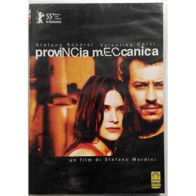 Dvd Provincia meccanica