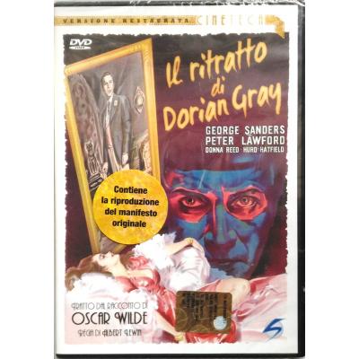 Dvd Il ritratto di Dorian Gray (Collana Cineteca) 1945 Usato