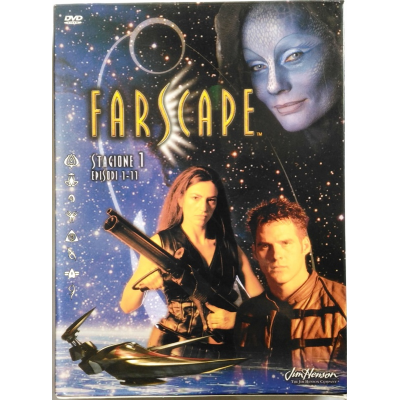 Dvd Farscape - Stagione 1 Episodi 01-11