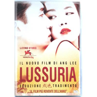 Dvd Lussuria - Seduzione e tradimento
