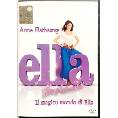 Dvd Ella enchanted - Il magico mondo di Ella