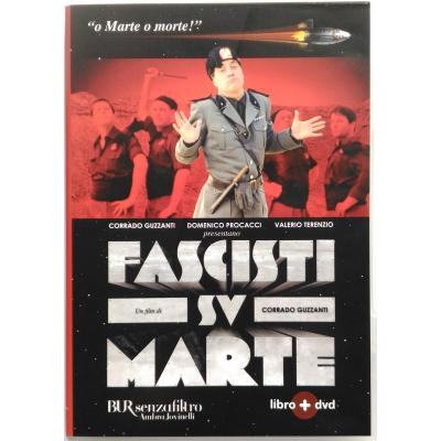 Dvd Fascisti su Marte (con Booket 45 pagine)
