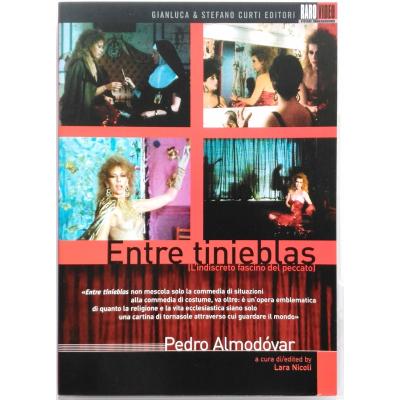 Dvd Entre tinieblas (L'indiscreto fascino del peccato)