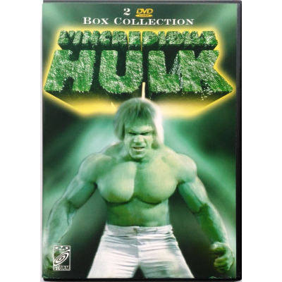 Dvd L'Incredibile Hulk - box collection