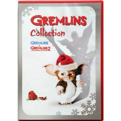 Dvd Gremlins + Gremlins 2 - La nuova stirpe