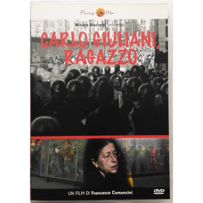 Dvd Carlo Giuliani, Ragazzo