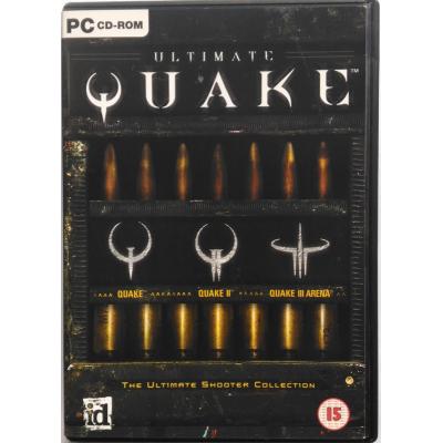 Gioco Pc Ultimate Quake Trilogy