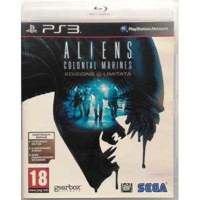 Gioco PS3 Aliens Colonial Marines