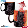 The Lord of the Rings Sauron Heat Change Mug