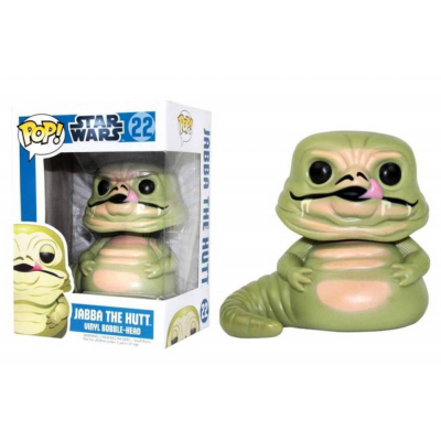 Star Wars Jabba The Hutt Pop! Funko bobble-head Vinyl figure n° 22
