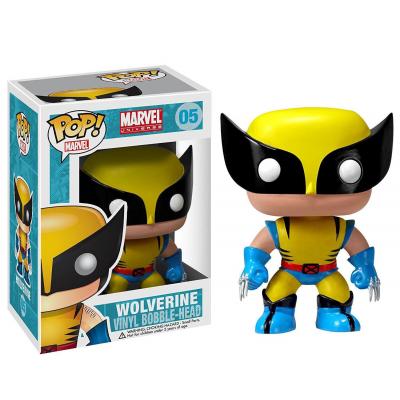 Marvel Universe Wolverine Pop! Funko