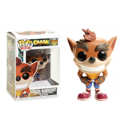 Crash Bandicoot Pop! Funko