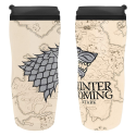 Bicchiere thermos da viaggio Game of Thrones Winter is Coming tumbler travel mug