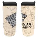 Game of Thrones Winter is Coming tumbler travel mug
