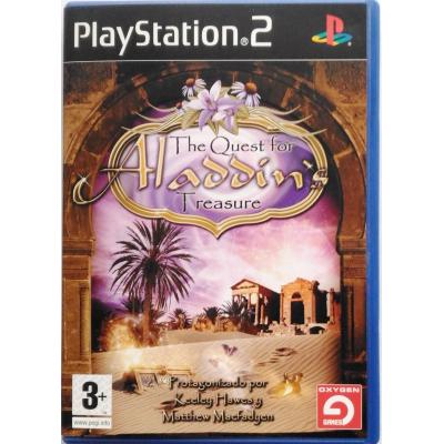 Gioco PS2 The Quest for Aladdin Treasure
