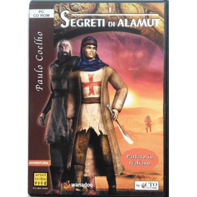 Gioco Pc Paulo Coelho - I segreti di Alamut - Arxel Tribe 2002 Usato